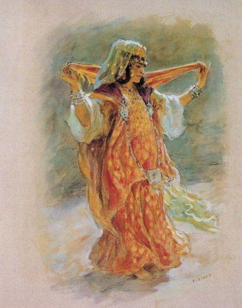 Dinet-etienne-dancer-ouled-nail-1890