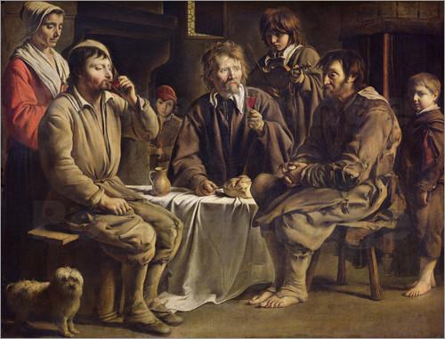 Louis-le-nain-the-peasants-meal-147541